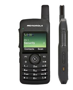 SL4000/SL4010 Portable Two-way Radio - Motorola Solutions EMEA -