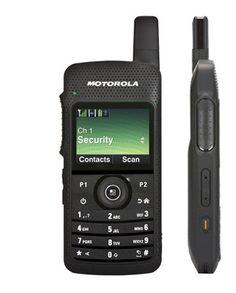 SL4000/SL4010 Portable Two-way Radio - Motorola Solutions EMEA -