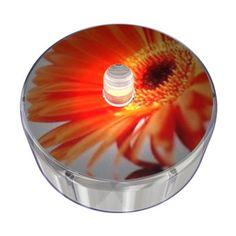 Orange Party Dot Design 007