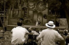 From Caravans to Delacorte: A History of Shakespeare in the Park