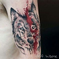 ideas for tattoo antebrazo wolf Wolf Tattoos, Wolf Tattoo Back, Small Wolf Tattoo, Wolf Tattoo Sleeve, Lion Tattoo, Forearm Tattoos, Finger Tattoos, Body Art Tattoos, Sleeve Tattoos