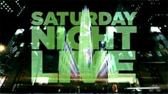 Saturday Night Live.  Back in the day, when we were allowed to stay up late esp during summer break.