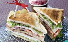 The Ultimate Turkey Gobbler Sandwich with Cranberry Mayo Recipe
