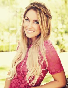 Lauren Conrad - this lady is stunning and we share the same name :)