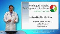 Why you haven't lost weight.  Let Food be Thy Medicine - Stop yo-yo dieting. Stop counting calories. Weight gain, weight loss and diseases like high blood pressure and diabetes are the result of the American diet. This lecture will cause you to rethink your own weight struggles and may even identify a starting point for learning how to lose weight for good.