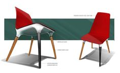 Tres Chair on the Behance Network