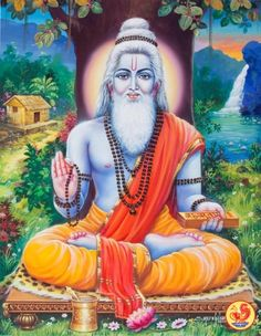 Veda Vyasa: The festival of Guru Purnima is dedicated to him. It is also known as Vyasa Purnima for it is the day believed to be both his birthday and the day he divided the Vedas.