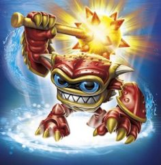 Lightcore Wham-Shell - Visit us at SkylanderNutts.com for more information on Lightcore Wham Shell, retailers, reviews, unboxing and gameplay videos and more.