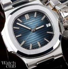 Literally impossible to find new from any Patek retailer, the 5711 Nautilus, like the steel Rolex Cosmograph, has a world wide waiting list