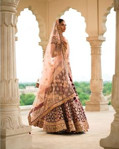 Let's be honest picking the right lehenga for your wedding is the hardest thing to do. But if you are looking for a style that is classic timeless and elegant then head to @vasansi_jaipur. #vasansiBride #BridalWear #RevealingTheVasansiBride #HawaMahal #OldCity #TraditionalEmbroideries #Timelesscollections via GRAZIA INDIA MAGAZINE OFFICIAL INSTAGRAM - Fashion Campaigns  Haute Couture  Advertising  Editorial Photography  Magazine Cover Designs  Supermodels  Runway Models