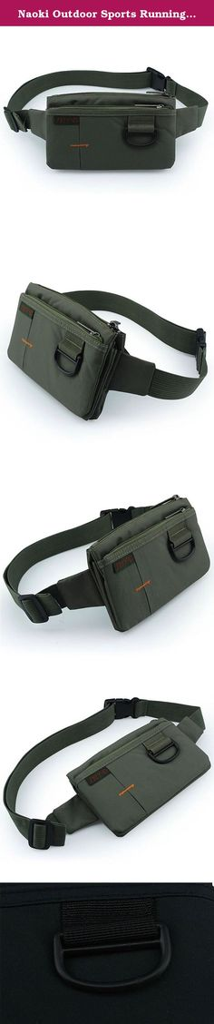 Naoki Outdoor Sports Running & Fitness & Travel Waterproof Utralthin Polyester Waist Pack / Bag Runner Belt Chest Pack(D Buckle Army Green). Specifications: Accommodate: Credit card, Passport, Money and 6.3inch mobile phone such as for apple iphone 6 / 6plus, samsung galaxy note4 / s5 and other kinds of mobile phone Made of high quality polyester, general use for boy & girl. Four zippered pockets. The longest belt is 112cm(adjustble) with plastic buckle. It is perfect to carry it to go on…