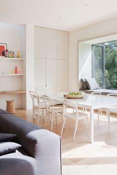 Tour an Australian Home with Modern Serenity via @MyDomaine