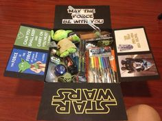 Star Wars Box - my favorite putting together!