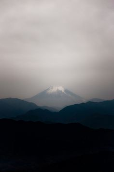 mt. fuji • via to call each thing by its right name