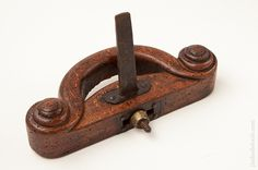 18th Century Carved Router Plane