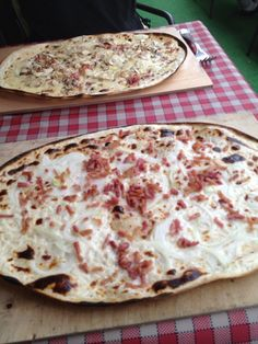 Tarte flambee,Alsace,France