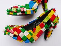 Lego Stiletto's / FINN STONE LTD