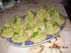 Мусс из авокадо с крабовым мясом (крабовыми палочками) : Закуски и бутерброды