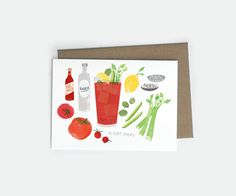 Red Cruiser card - Bloody Mary