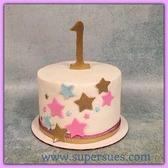 Twinkle little star smash cake. Birthday cake