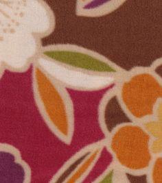 Anti Pill Fleece Prints- Trendi Sorbet: anti pill fleece: fleece fabric: fabric: Shop | Joann.com