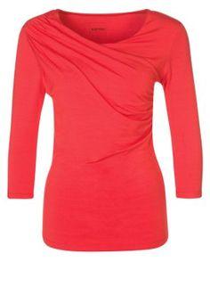 Pitkähihainen paita - punainen
