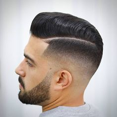 How to Trim a Short Beard - The Hair Stylish Best Fade Haircuts, Haircuts For Men, Mens Hairstyles 2018, Hairstyles Haircuts, Female Hairstyles, Hair Clipper Sizes, Beard Neckline, Hair And Beard Styles, Hair Styles