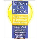 Amazon.com: innovate like thomas edison: Books