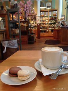 My Favorite Coffee Shops in Boston