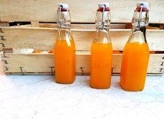 maak mandarijnenlikeur met jeneverbes, of brei een oranje slaapmutsje