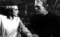 A Noiva de Frankenstein (Bride of Frankenstein, James Whale, EUA, 1935)