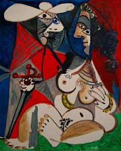 Berlin. Museum Berggruen: Pablo Picasso Pablo Picasso (1881-1973). Matador und Akt. Le matador et femme nu. 1970