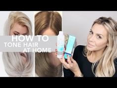Behind the Instagram #1 - How to Go Blonde Without the Brass - YouTube