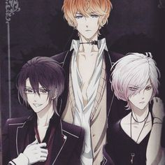 [ Admin will not be very active until closer towards the anime Diabolik lovers coming season, making apologies currently placed. Also,to answer one of the Rpers questions yes this account does do Roleplays. But the literate style  is preferred. Furthermore posts will still be placed and replies however, it is delayed ]