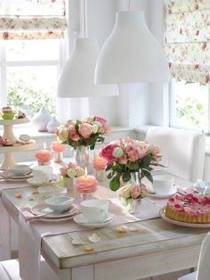 Country Charm Tea Party