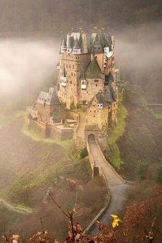 Castle of Elz, Germany