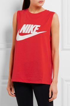 best website ac291 be0c7 Nike - Signal printed jersey tank