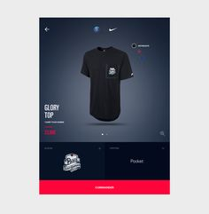 Nike Make it Paris on Behance