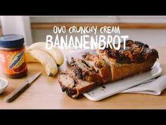 Recette: Banana Bread à l'Ovo Crunchy Cream Brunch, Banan Bread, Chocolate Lovers, Dessert Recipes, Desserts, Allrecipes, Sweet Tooth, Banana, Sweets