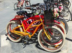 Barcelona Bicycles!!