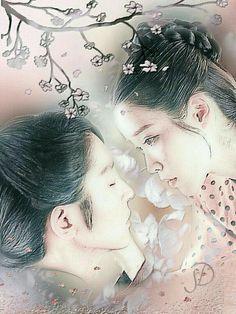 Lee Joon gi@actor_jg Joon Gi, Lee Joon, Korean Art, Korean Drama, Moon Lovers Scarlet, Moon Lovers Drama, Lovers Pics, Fighting Poses, Bts Girl