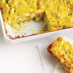 Served warm or cold, this comforting dish works for almost any occasion.