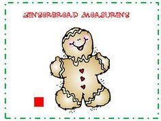 Gingerbread Smartboard Activities