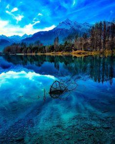 Phenomenal View Of Swiss Alps Switzerland