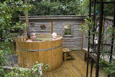 Outdoor Furniture, Outdoor Decor, Outdoor Storage, Garden Bridge, Outdoor Structures, Tub, Toilet, Fire, Kitchen