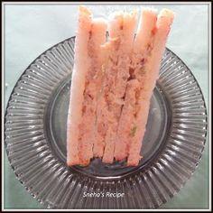Apple Walnut Sandwich ~ Sneha's Recipe