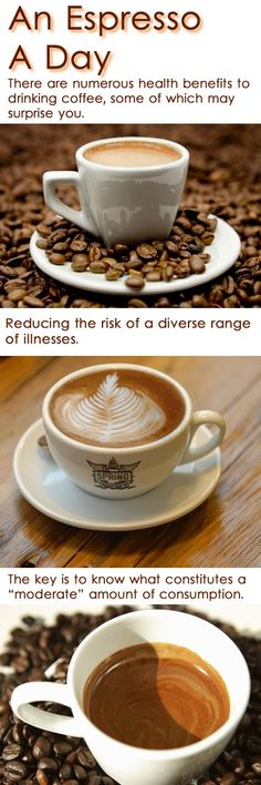 There are numerous health benefits to drinking coffee, some of which may surprise you, and might help you enjoy that freshly brewed cup just a little bit more. I Love Coffee, Coffee Coffee, Coffee Drinks, Coffee Time, Smoothie Drinks, Smoothie Diet, Smoothies, Food C, Healthy Cleanse