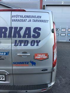 Truck Partner fast delivery van
