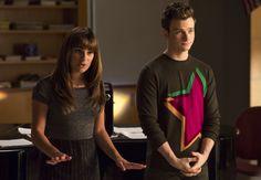 Rachel Berry and Kurt Hummel