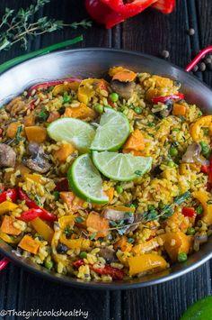 Caribbean Paella (vegan Style) Recipe on Yummly. @yummly #recipe